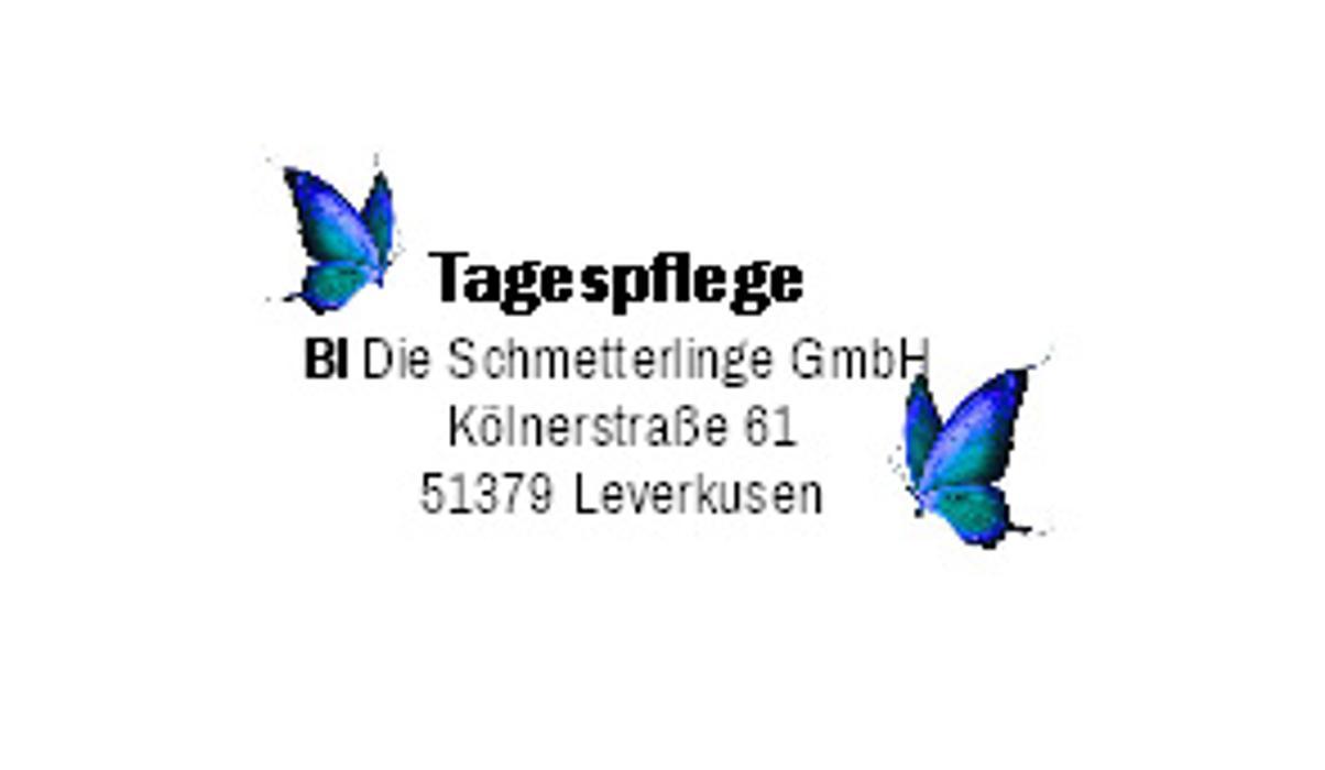 Bild zu BI Die Schmetterlinge GmbH Tagespflege in Leverkusen