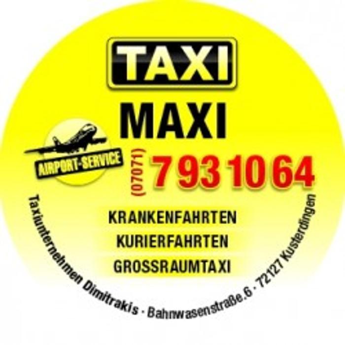 Bild zu Taxi Maxi Tübingen in Tübingen