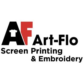 Art-Flo Screen Printing & Embroidery Chicago (800)266-1520