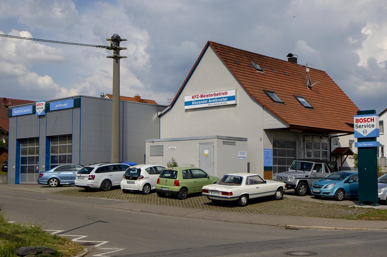 Kfz-Meisterbetrieb Alexander Armbruster