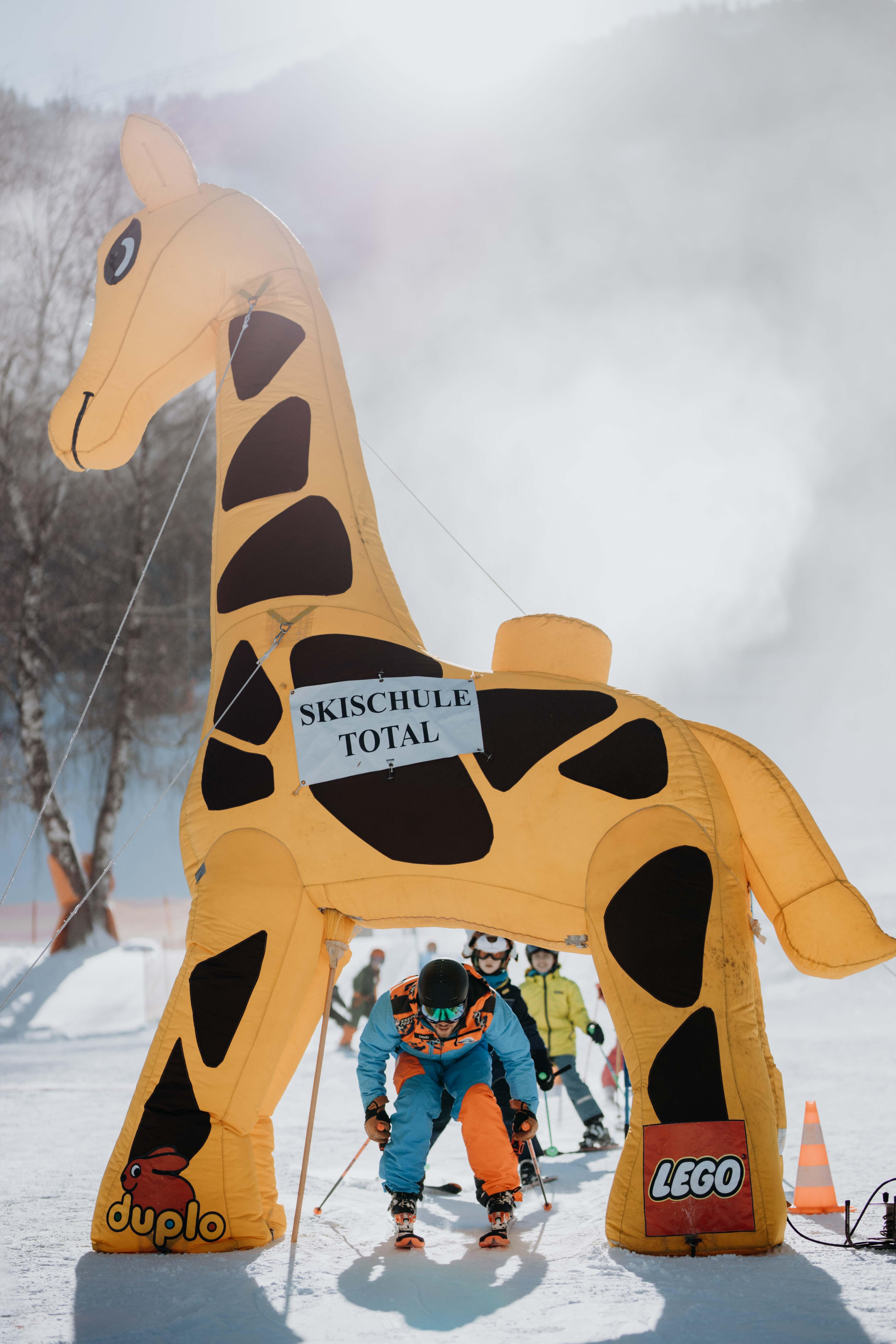 Skischule/Skiverleih Total Tulfes-Rinn