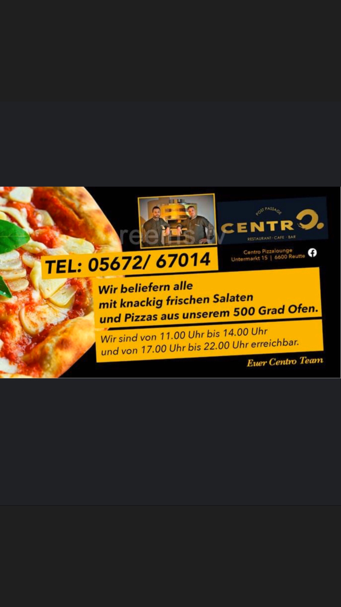 Centro PizzaLounge