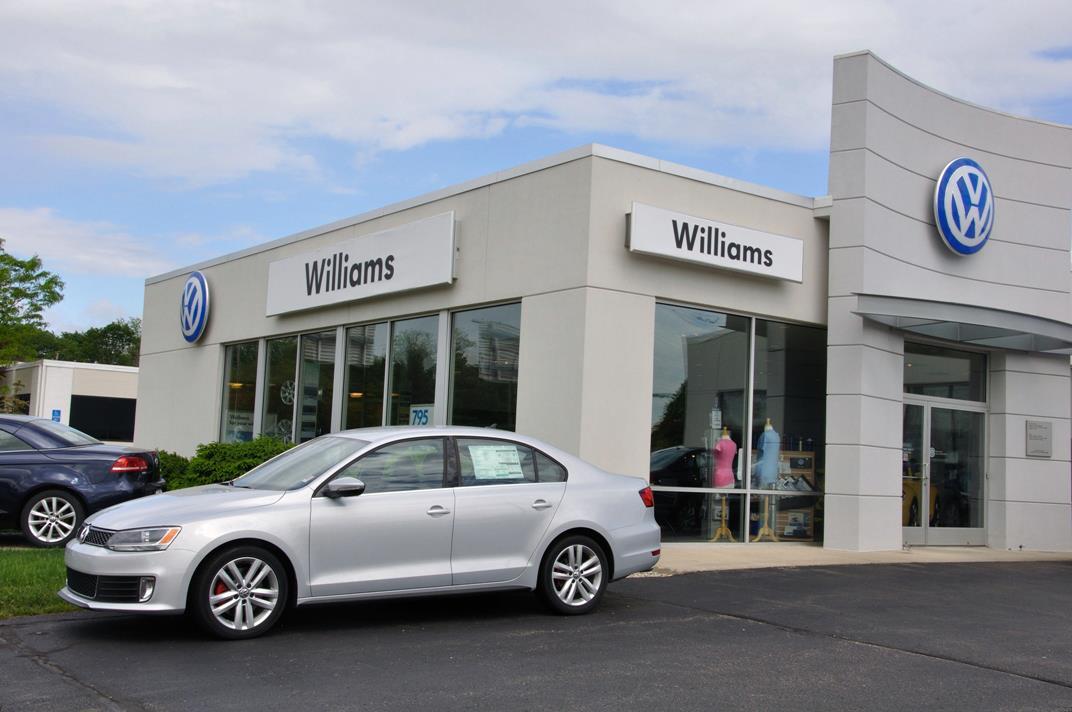 Williams Volkswagen - Lansing, MI 48912 - (517)484-1341   ShowMeLocal.com