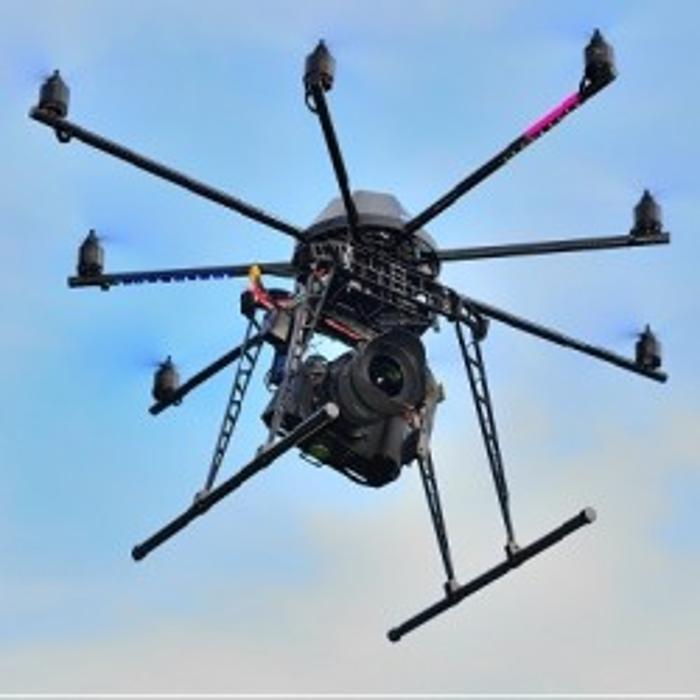 Bild zu die-fliegende-camera de in Leingarten