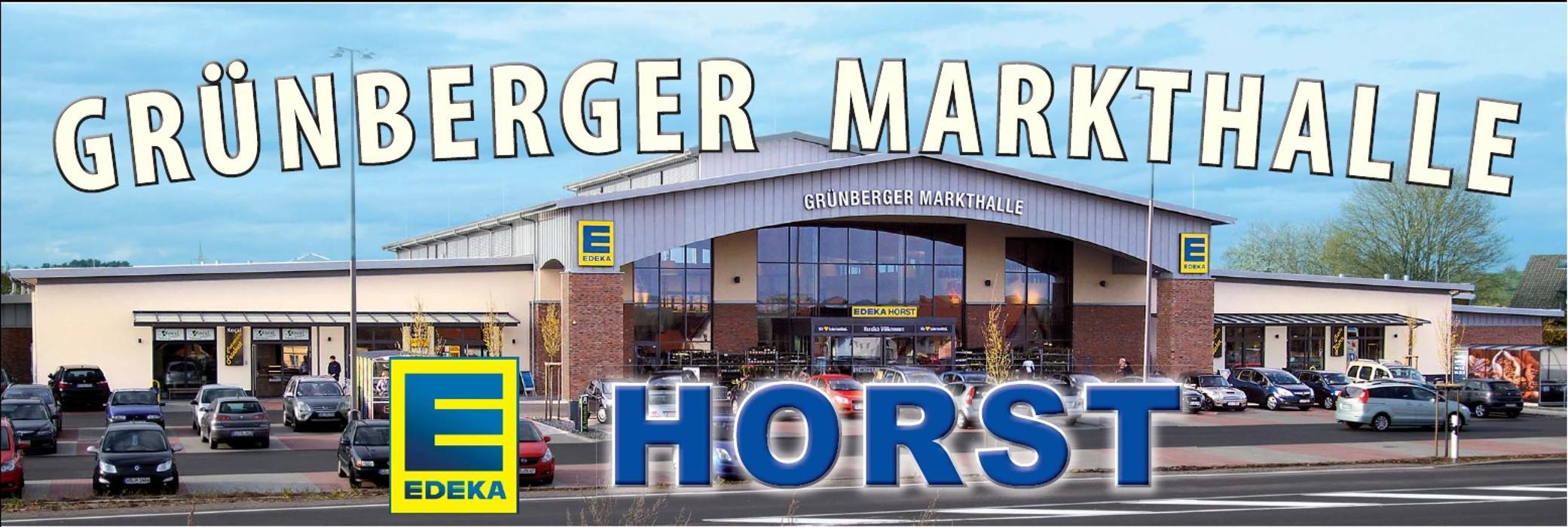 Bild zu Grünberger Markthalle - EDEKA Horst in Grünberg in Hessen
