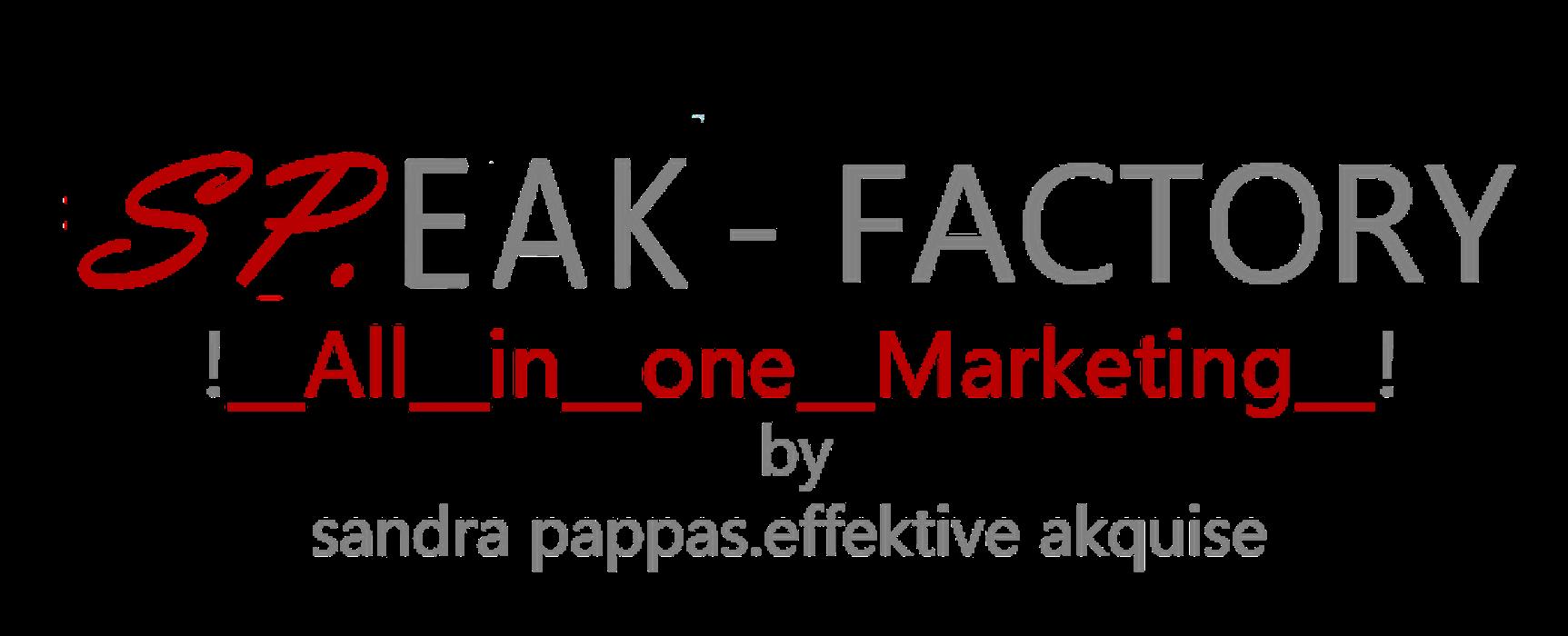 Bild zu SP.EAK sandra pappas.effektive akquise in Solingen