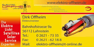 Elektro Offheim Lahnstein