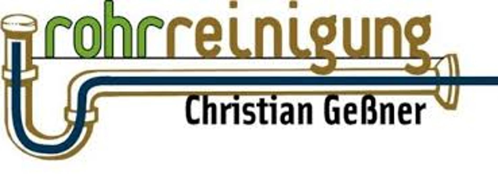 Bild zu Rohrreinigung Christian Geßner in Nittendorf