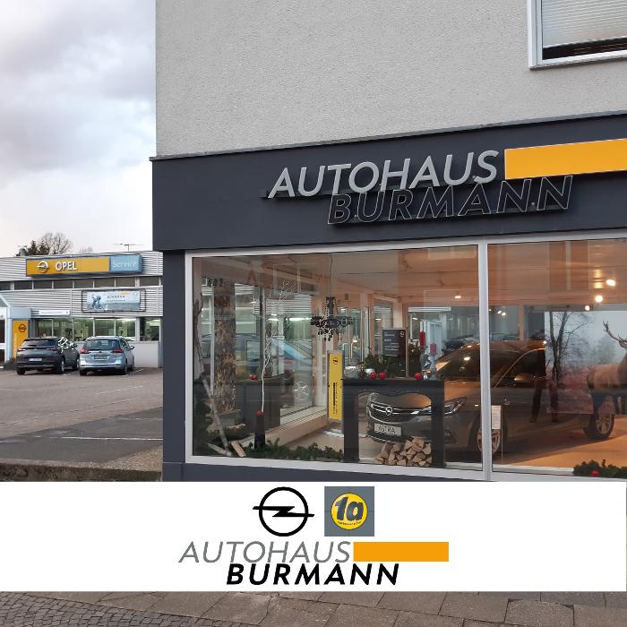 Bild zu Autohaus Burmann GmbH in Essen