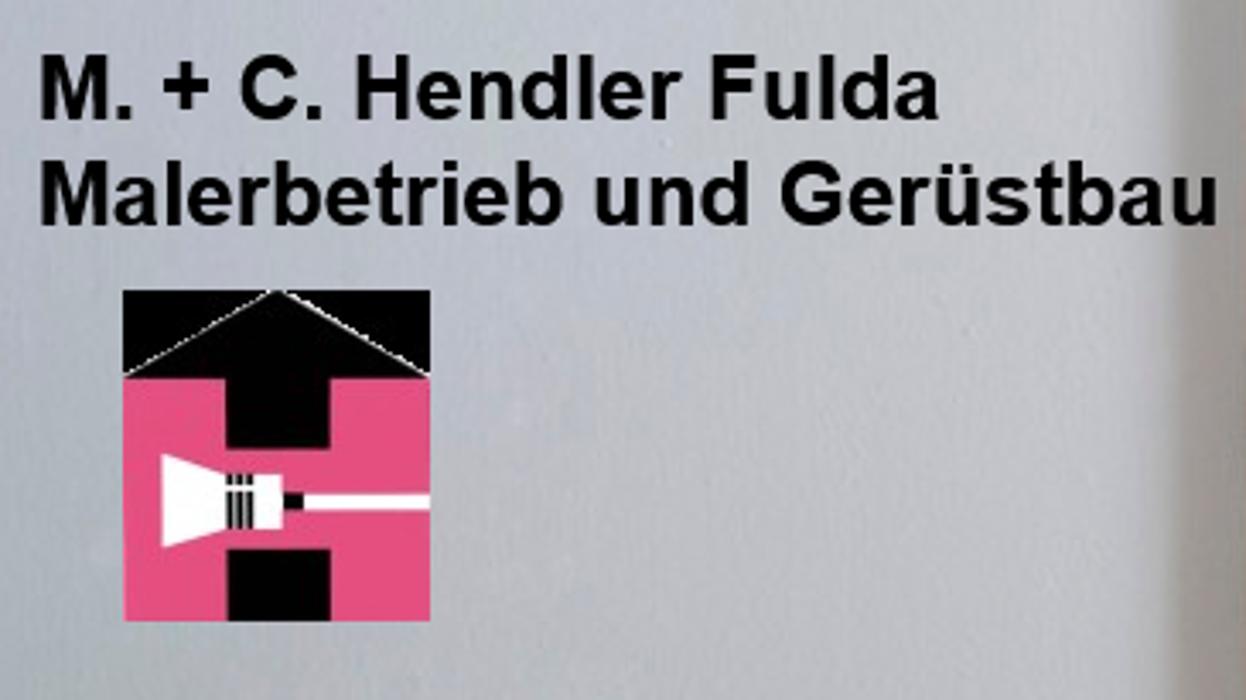 Bild zu M. & C. Hendler Malerbetrieb in Fulda
