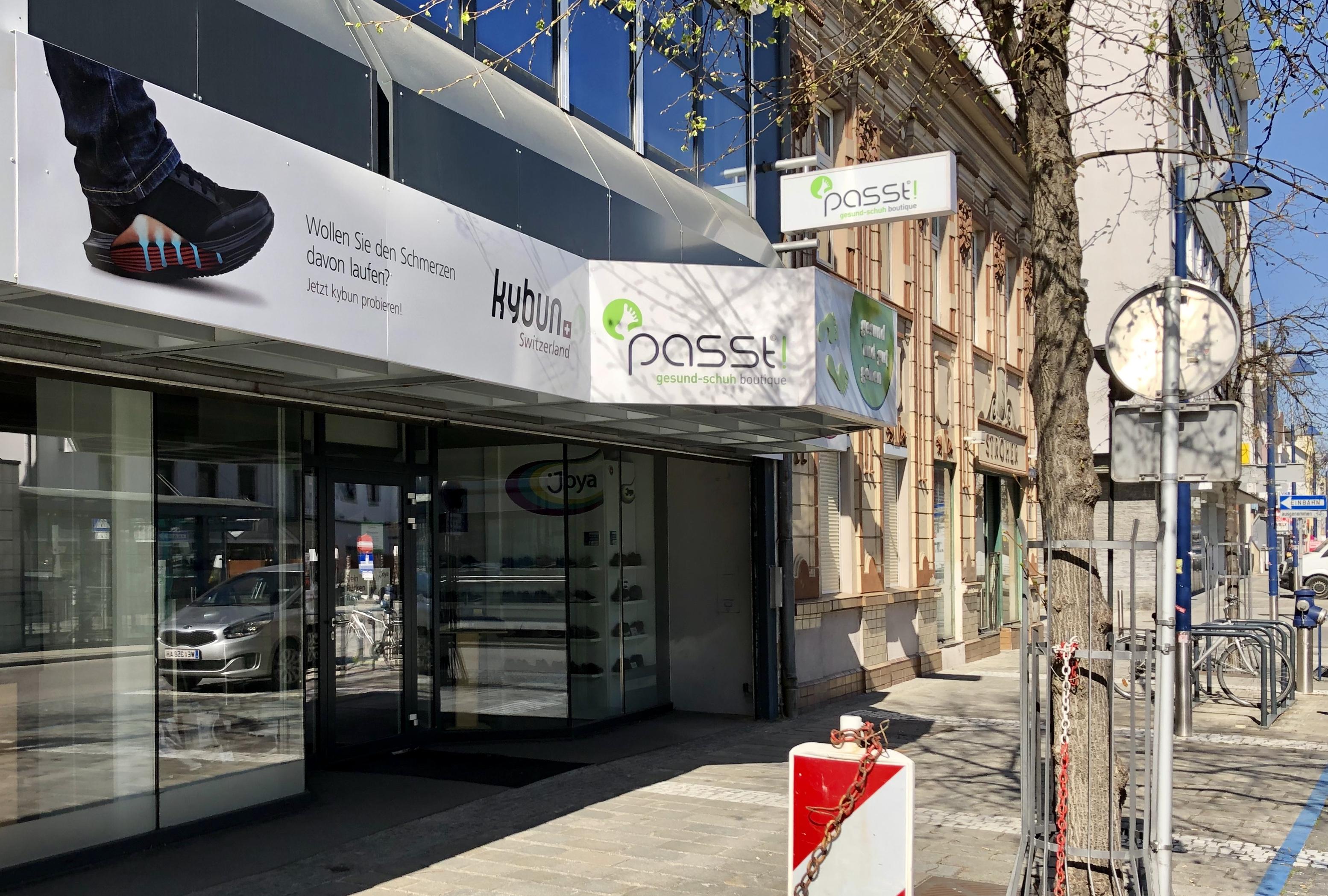 Passt! Gesund-Schuh Boutique Wels