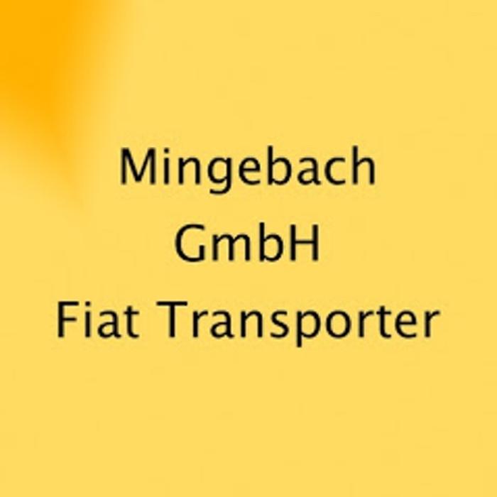 Bild zu Mingebach GmbH Fiat Transporter in Wächtersbach