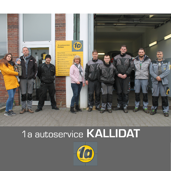 Bild zu 1a autoservice Jens Kallidat in Essen