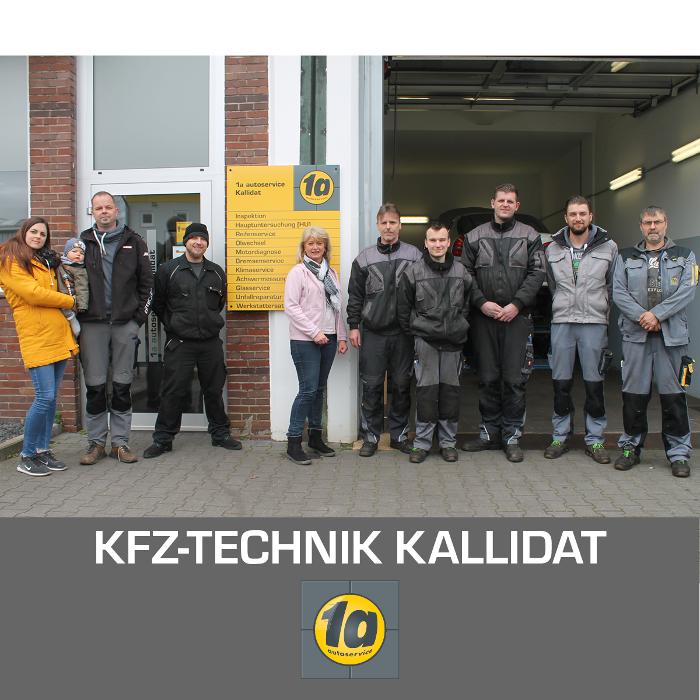 Bild zu KFZ-Technik Kallidat GmbH in Essen