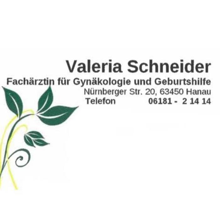 Bild zu Frauenarztpraxis Valeria Schneider in Hanau