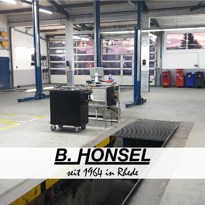 Bild zu B. Honsel OHG in Rhede in Westfalen