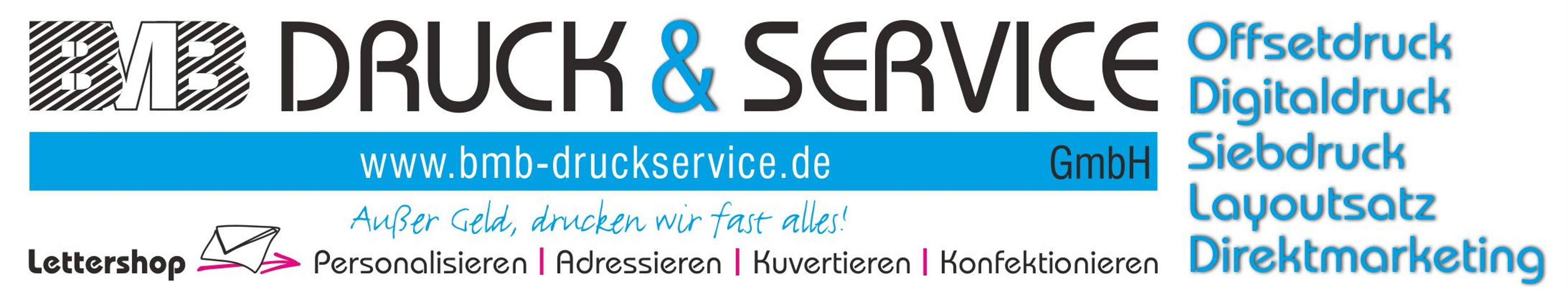 Bild zu BMB Druck & Service GmbH in Düsseldorf