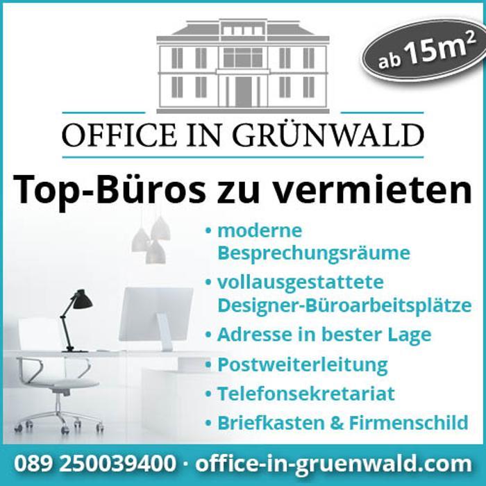 Bild zu Office in Grünwald GmbH in Grünwald Kreis München