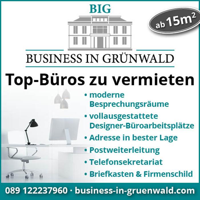 Bild zu B-I-G Business in Grünwald GmbH in Grünwald Kreis München