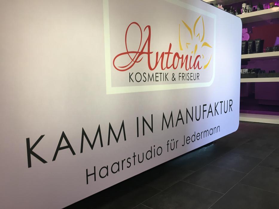 Bild zu Antonia Kosmetik & Friseur in Hamburg