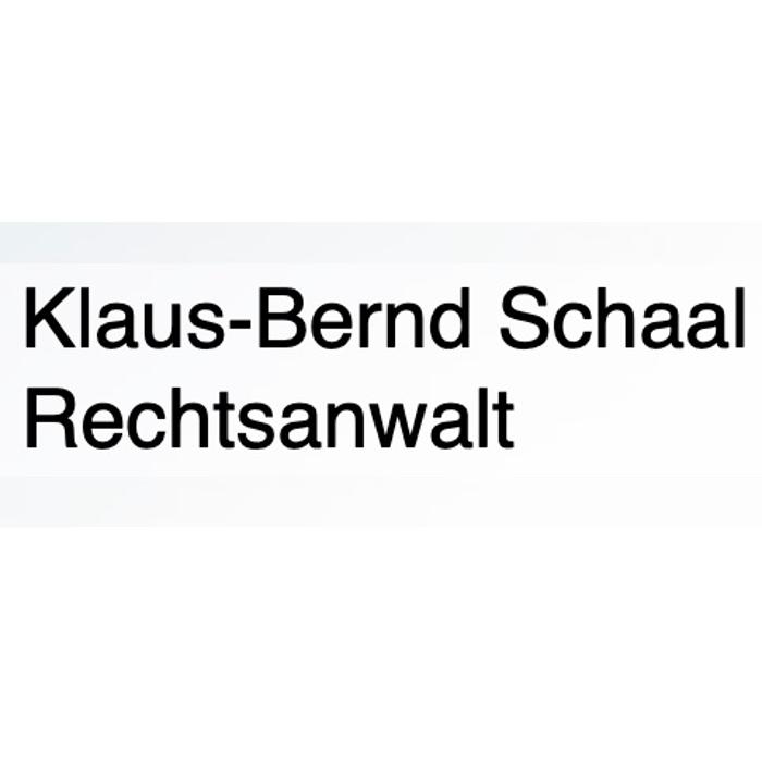 Bild zu Klaus-Bernd Schaal Rechtsanwalt in Butzbach