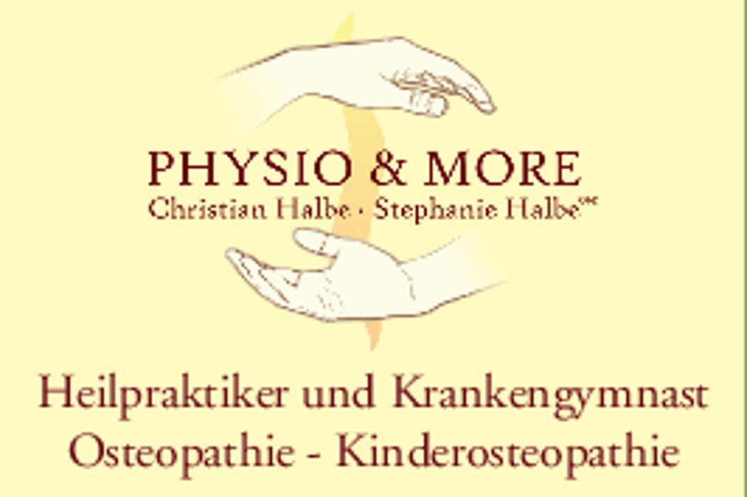 Bild zu Physio & More Christian Halbe und Stephanie Halbe GbR in Straubing