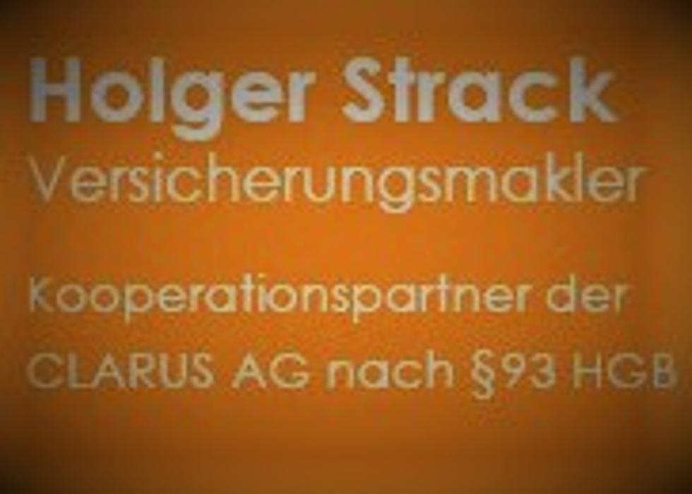 Bild zu Versicherungsmakler Holger Strack in Idar Oberstein