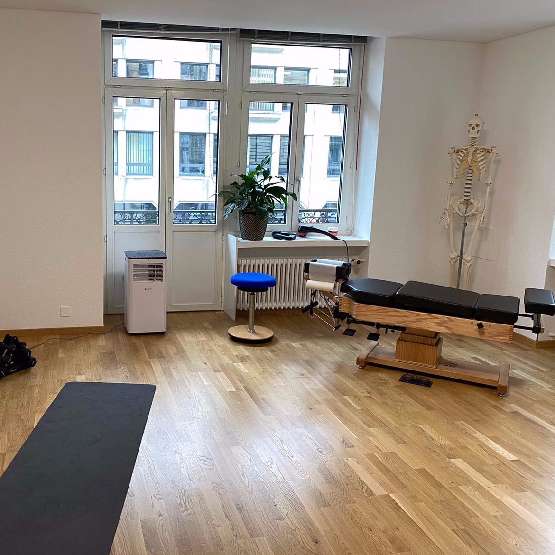 Dr. Senn, Chiropraktik Sankt Gallen