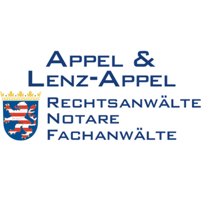 Bild zu Appel & Lenz-Appel, Rechtsanwälte, Notare, Fachanwälte in Altenstadt in Hessen