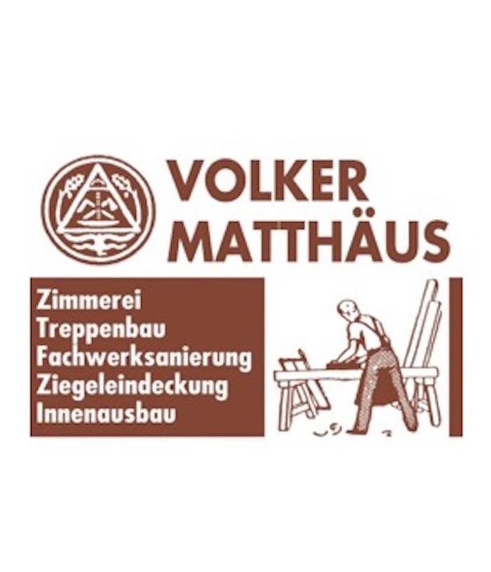 Bild zu Volker Matthäus Zimmerei in Butzbach