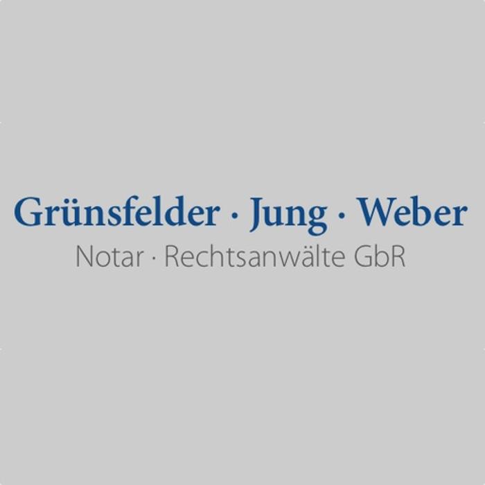 Bild zu Grünsfelder Jung Weber Notar Rechtsanwälte GbR in Hanau