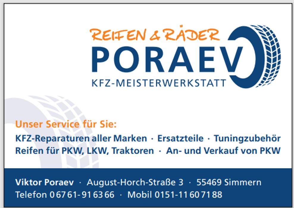 Bild zu Premio Reifen + Autoservice Poraev in Simmern im Hunsrück
