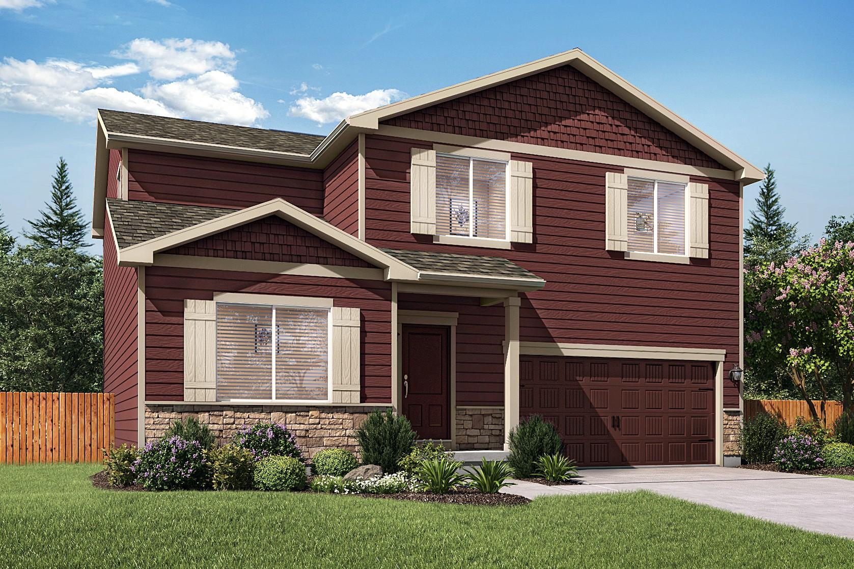 LGI Homes - Sorrento - Mead, CO 80542 - (866)921-1231 | ShowMeLocal.com