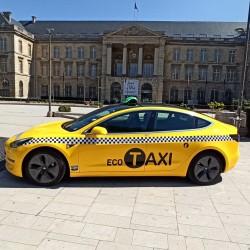Taxi Rouen Eco
