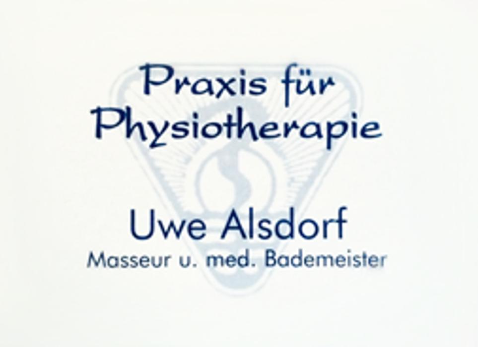 Bild zu Praxis für Physiotherapie Uwe Alsdorf in Geisenhausen