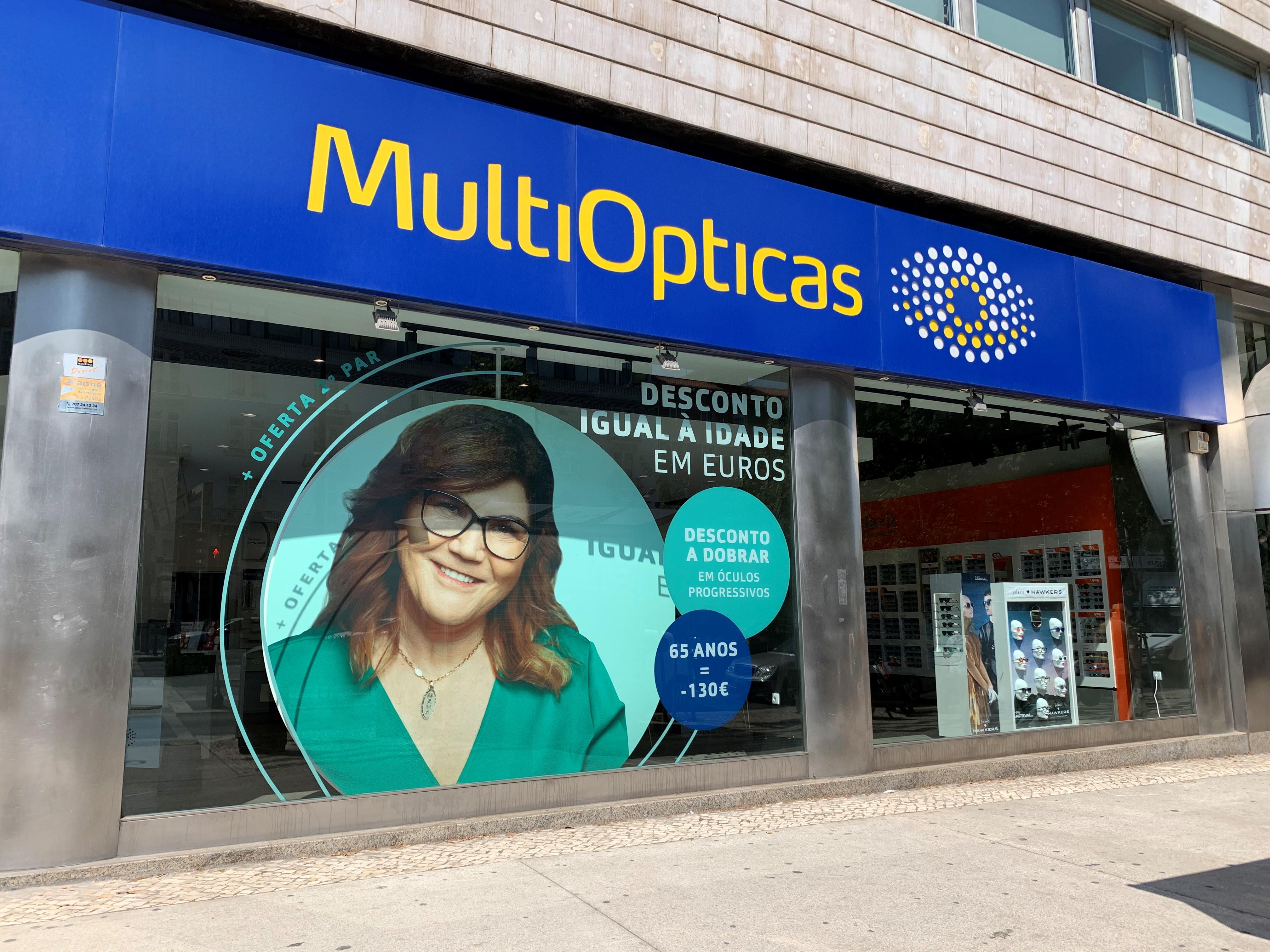 Ópticas MultiOpticas Av. República Lisboa