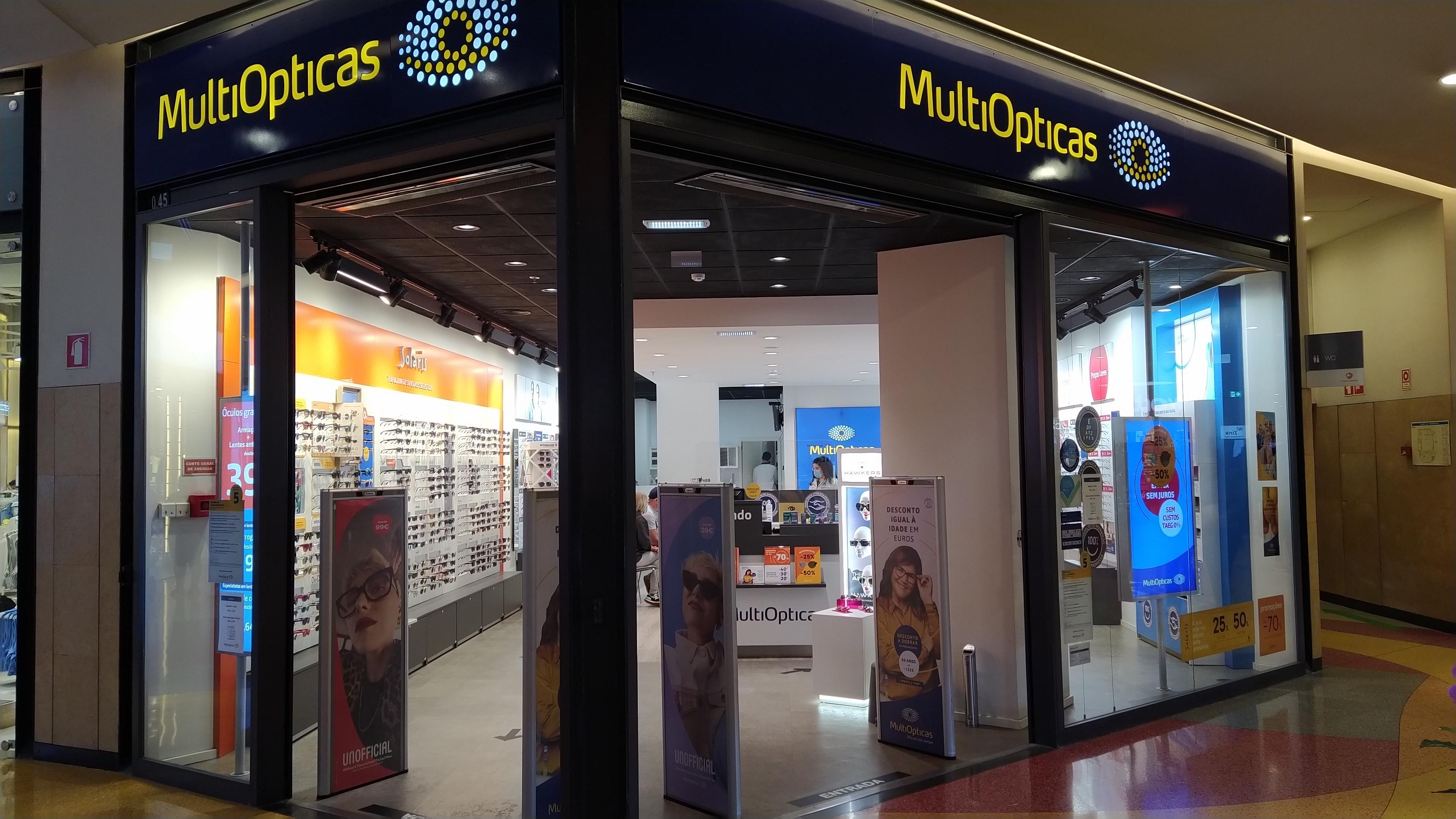 Ópticas MultiOpticas Forum Coimbra