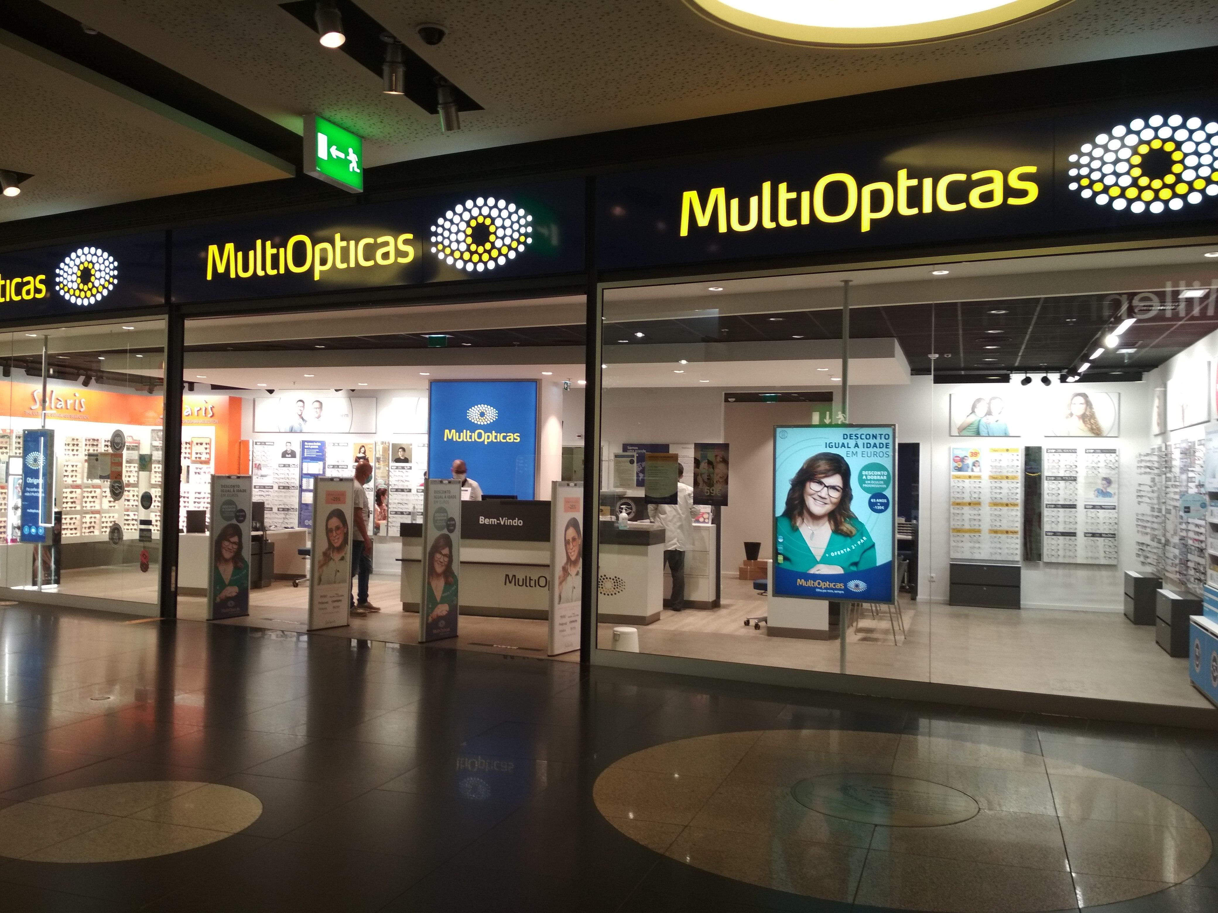 Ópticas MultiOpticas 8a Avenida S. J. Madeira