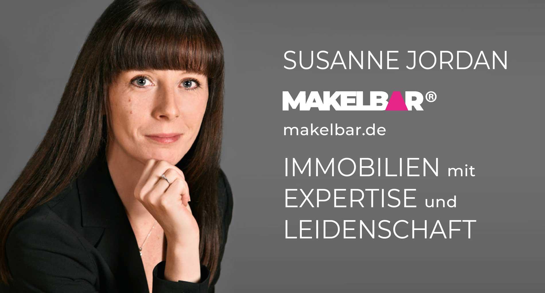 MAKELBAR   Susanne Jordan Immobilien