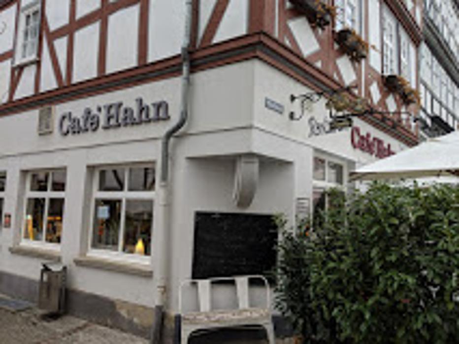 Bild zu Restaurant Café Hahn in Fritzlar