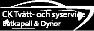 CK Tvätt och Syservice - Kapelltvätt Göteborg