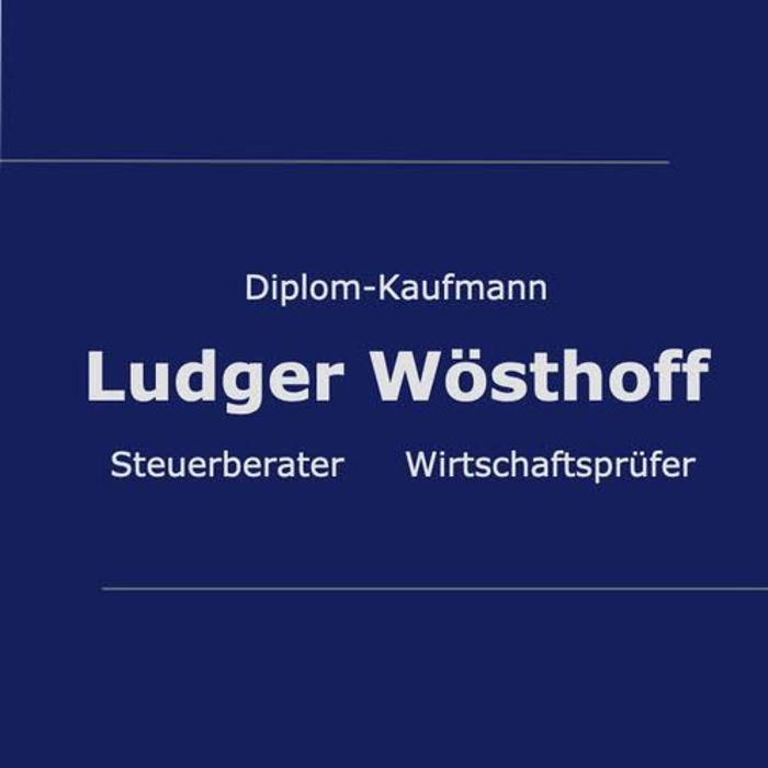 Bild zu Dipl. - Kfm. Ludger Wösthoff Steuerberater in Hanau