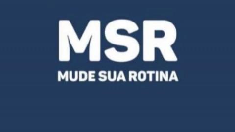 MSR Mude Sua Rotina