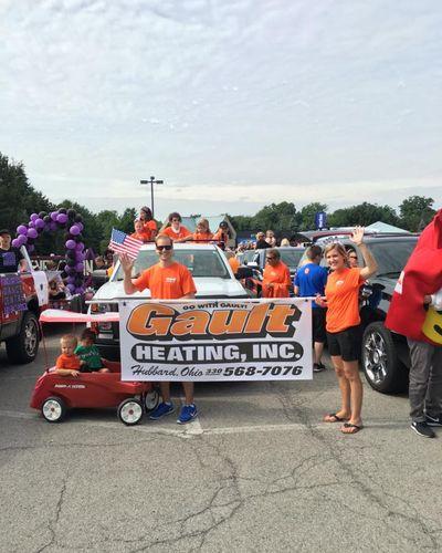 Gault Heating & Cooling