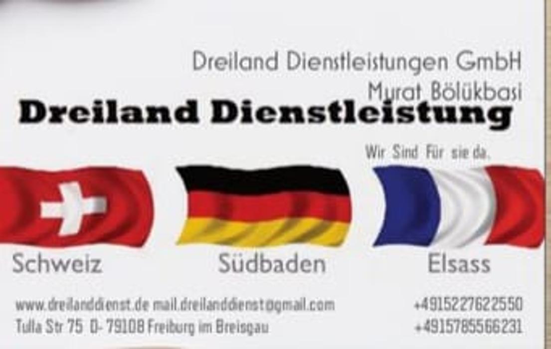 Bild zu Dreiland Dienstleistungen GmbH in Freiburg im Breisgau