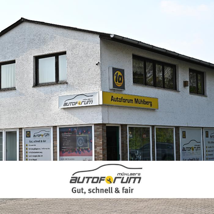 Bild zu Autoforum Mühlberg GmbH in Linden in Hessen