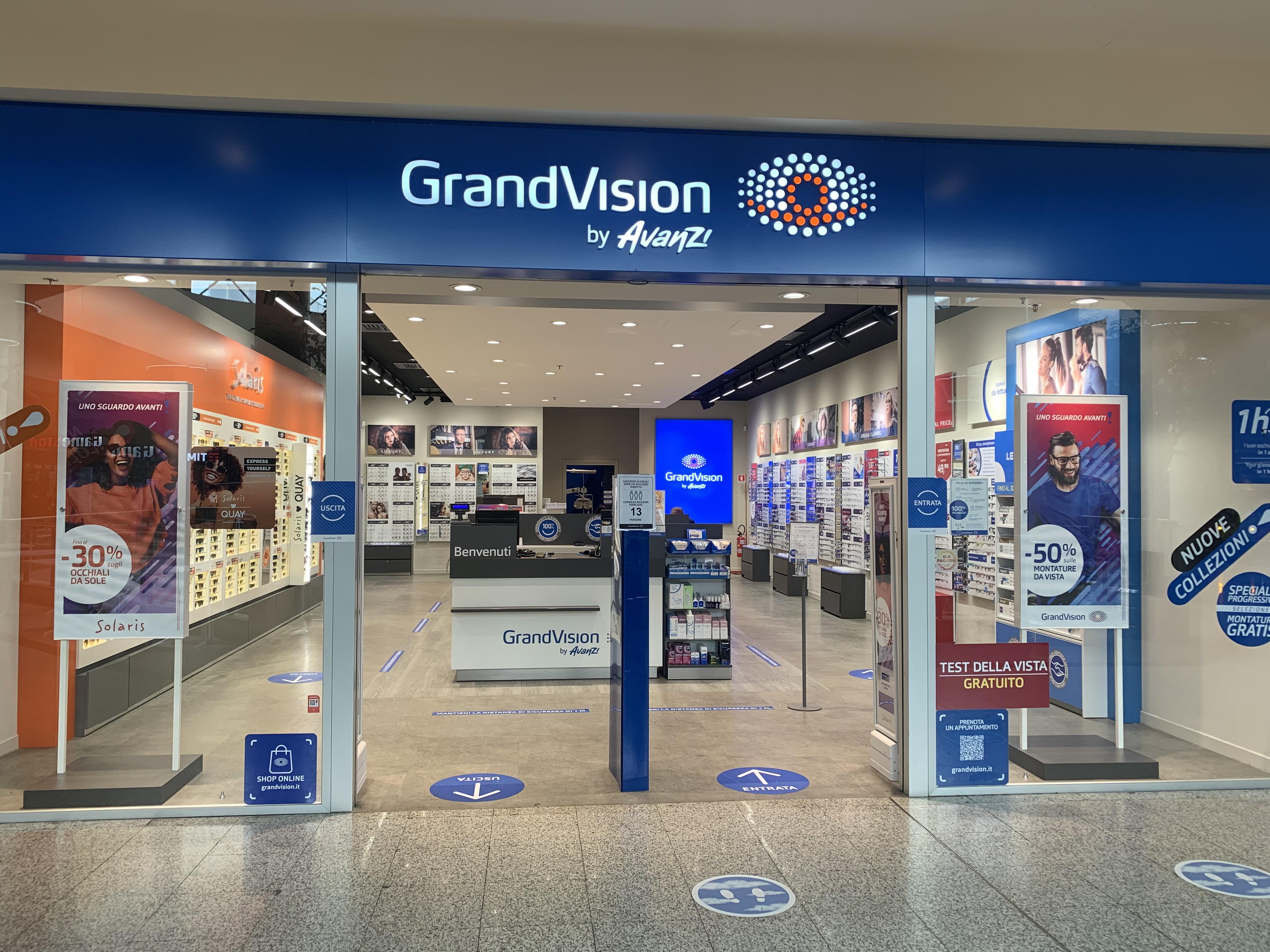 Ottica GrandVision By Avanzi Le Gru Grugliasco