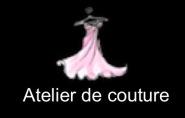 Atelier de couture Théo Arbag centre commercial et grand magasin