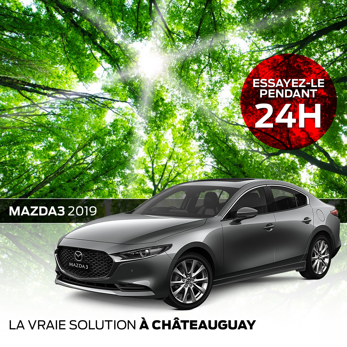 Solution Mazda Châteauguay