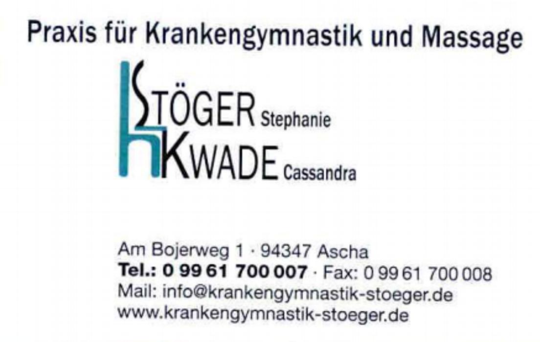 Bild zu Stöger & Kwade GbR in Ascha